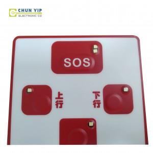 membrane switch oem